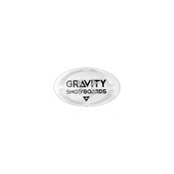 Griptape GRAVITY - Logo Mat Clear (CLEAR)