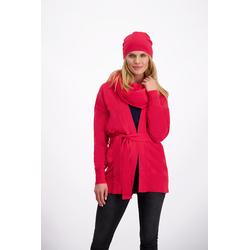 Lavard Rote Damen Strickjacke aus Wolle 84836  XS