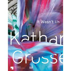 Katharina Grosse: Buch von Anja Lutz/ Katharina Grosse