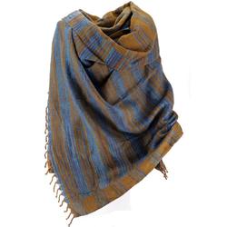 Guru-Shop Halstuch Weicher Goa Schal, großes Schultertuch,..