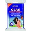 Rakso Glas Intensiv-Reiniger, Zur professionellen Entfernung hartnäckiger Verschmutzungen von Glas und Fliesen, 1 Stück