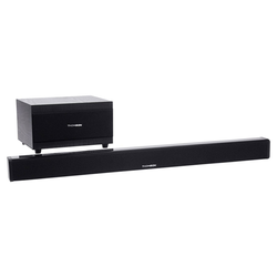 Thomson SB50BT Soundbar (100 W, 2.1 Soundsystem mit 100 Watt Leistung)