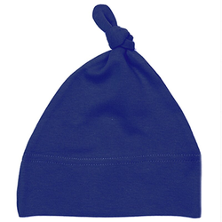 Baby One Knot Hat | Babybugz nautical navy
