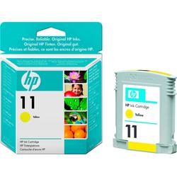 HP hp 11 Original Gelb Tintenpatrone (1-tlg)