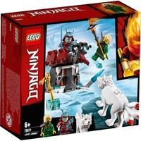 Lego Ninjago Angriff des Eis-Samurai (70671)