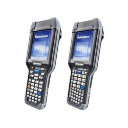 CK3X - mobiler Computer, numerische Tastatur, 2D Area Imager (EA30), WLAN, WEH PREM, LP, ICP