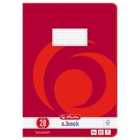 Herlitz Hefte A4 32 Blatt Lineatur 28 FSC Mix