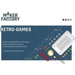 MAKERFACTORY Retro-Games Retro-Videospiel ab 14 Jahre