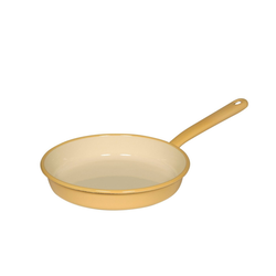 Riess Bratpfanne Omelettpfanne Omelettpfanne, Premium Email (1-tlg), perfekte Hitzeverteilung
