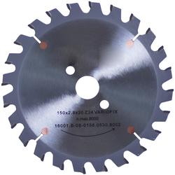 CONNEX Kreissägeblatt Tisch-/Handkreissägeblatt, HM, Ø 150 mm grau