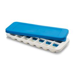 JOSEPH JOSEPH Eiswürfelbehälter QUICKSNAP PLUS stapelbar Eiswürfelform blau