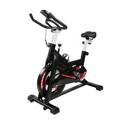 FCH Speedbike GH-707, Heimtrainer Indoor Cycling Fitness Fahrrad Trimmrad