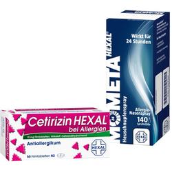 Allergie Set HEXAL