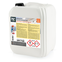 4 x 5 Liter Aktivreiniger für LKW-, Caravan- & Zelt - Planen(20 Liter)