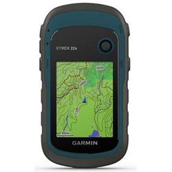 Garmin eTrex 22x Fahrrad-Navi Boot, Wandern, Fahrrad Europa GLONASS, GPS, spritzwassergeschützt, in