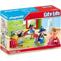 Playmobil City Life Kinder mit Verkleidungskiste 70283
