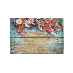 Astra Türmatte Blumen, 40 x 60 cm