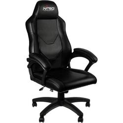 Nitro Concepts C100 Gaming-Stuhl Schwarz