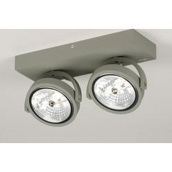 Spot Sale Industrielook Modern Coole Lampen Grob Aluminium Metall 72761