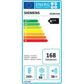 Siemens KG39EVL4A iQ300