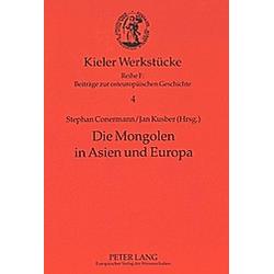 Die Mongolen in Asien und Europa - Buch