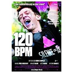 120 bpm  1 DVD (französisches OmU) - DVD  Filme