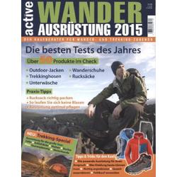 active Kaufberater für Wander- und Trekking-Zubehör 2015 als Buch von