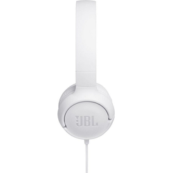 JBL TUNE 500 On-Ear-Kopfhörer (Siri, Google Assistant) weiß