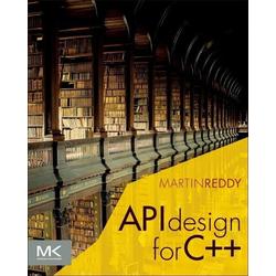 API Design for C++ als Buch von Martin Reddy