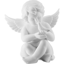 Rosenthal Engelfigur Engel mit Taube (1 Stück) 13,2 cm x 14,4 cm x 9,2 cm