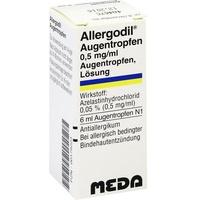 Meda Pharma GmbH & Co. KG ALLERGODIL Augentropfen