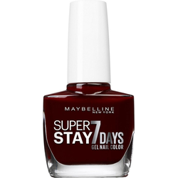 MAYBELLINE NEW YORK Nagellack Superstay 7 Days rot