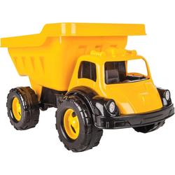 Jamara Spielzeug-Baumaschine Big Kip, gelb