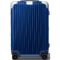 Rimowa Hybrid Check-In 4-Rollen 66 cm / 62 l blue gloss