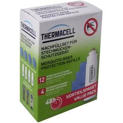 ThermaCell R4 R-4 Nachfüllset Passend für Marke ThermaCell MR-WJ, MR-TJ, MR-GJ, MR-CL, MR-CLC, MR-