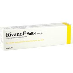 RIVANOL Salbe 50 g
