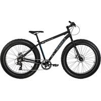 KS-CYCLING Xceed 26 Zoll RH 46 cm schwarz