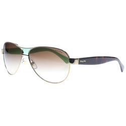 Ralph - Ralph Lauren 4096 101/13 5911 Gold Sonnenbrille