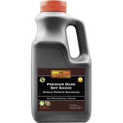 Sojasauce dunkel Premium Produkt von Lee Kum Kee Inhalt 1900ml