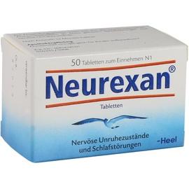 Heel NEUREXAN Tabletten 50 St