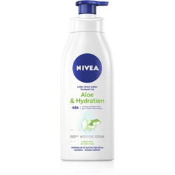 Nivea Aloe Hydration leichte Body lotion mit Aloe Vera 400 ml