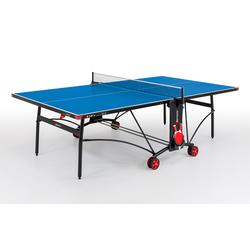 "Sponeta Outdoor-Tischtennisplatte ""S 3-87 e"" (S3 Line), wetterfest,blau,"