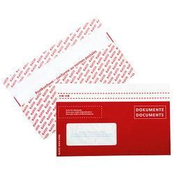 250 ELCO Lieferscheintaschen Quick Vitro Papier DIN lang