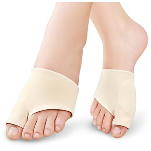 ROSENICE Hallux valgus Schiene Hallux valgus Orthese paar Hallux Zehen Protektor Pain Relief Set-Größe S