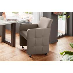 exxpo - sofa fashion Sessel, Breite 61 cm natur