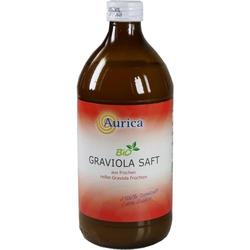 GRAVIOLA DIREKTSAFT Bio 100% 500 ml