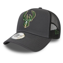 New Era Trucker Cap Trucker NBA Milwaukee Bucks