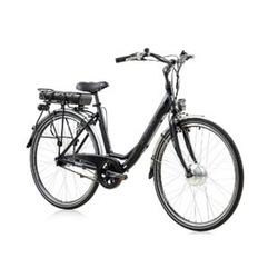Tretwerk Cloud 1.5 28 Zoll Damen Citybike E-Bike Schwarz L 48 cm