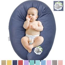 SEI Design Stillkissen Babywal, mit hochwertiger Stickerei