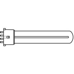 Energiesparlampe 2G7 9 Watt
